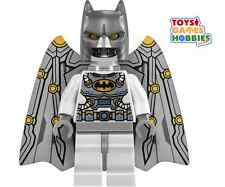 *NEW* LEGO Space Batman Minifigure Minifig 76025 Green Lantern Sinestro White
