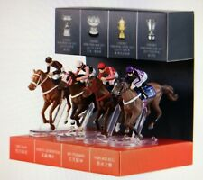 2017 Longines Hong Kong International Races Championships Horse Figurines RARE