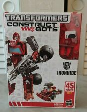 Transformers Construct-Bots Ironhide Sealed
