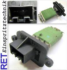 Heizungswiderstand B837 Fiat Seicento Punto Cinquecento 3 Pin original