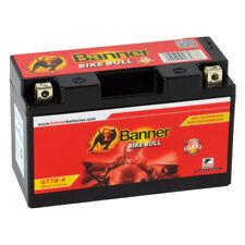 Banner Bike Bull Motorrad Batterie 50601 YT7B-BS YT4B-4 GT7B-4 12V 6Ah GEL