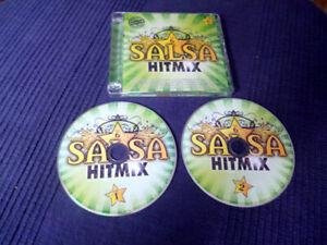 2CD Salsa Hitmix No.6 Latin Dance Party SOFT MIX PP Banda Termidor Sergio Rivera