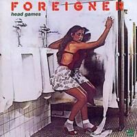 Foreigner : Head Games (Expanded and Remastered) CD (2002) ***NEW*** Great Value