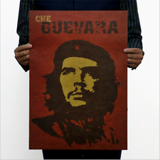 "Che Guevara Portrait Vintage Poster Home Bar Art Wall Decor 14""x20"" Gift"