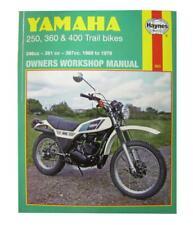 Manual Haynes for 1975 Yamaha DT 400 B (twin Shock)