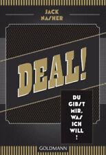 Deal! Du gibst mir,  was ich will! von Jack Nasher (Taschenbuch) NEU