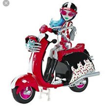 Monster High Toys R Us Ghoulia Yelps Scooter Car With Doll New In Box RETIRED