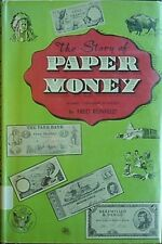 HISTORY OF PAPER MONEY, 1960 BOOK
