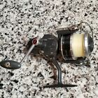 Vintage France Made Garcia Mitchell 900 Reel Gray NICE !