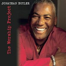 Jonathan Butler - The worship Project -  New  CD