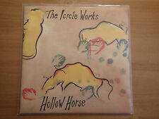 """ICICLE WORKS, THE-""""Hollow Horse""""-UK 7""""-PS-BEGGARS BANQUET BEG 119-NEVER PLAYED"""