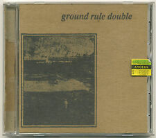 GROUND RULE DOUBLE, Various artists Chicago Compilation; CD 1996 Divot Actionboy