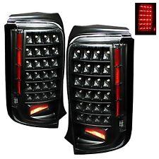xTune ALT-ON-TSXB08-LED-BK LED Tail Lights-Black [5013156] fit Scion xB