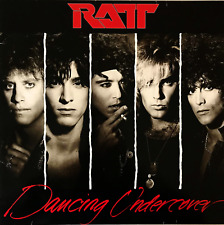 RATT - DANCING UNDERCOVER (LP) (VG/VG-)