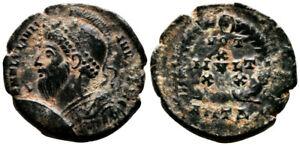 JULIAN II (361-363 AD) AE Follis. Antioch #PA 7826