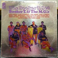 BOOKER T & THE MG'S the booker t set LP VG STS 2009 Stax 1969 Stereo USA