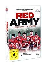 Red Army - Legenden auf dem Eis [DVD] NEU Eishockey Sowjetunion, Slawa Fetissow