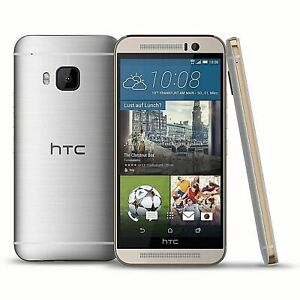 Original Android HTC One M9 Hima 20MP 4G LTE GPS WIFI Octa Core Unlocked Phone