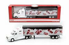 Motor City Coca-Cola Memorabilia Die-Cast Car Collectible Trailer Truck 434618