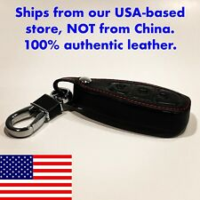 Genuine Leather focusmods Mk3 Ford Focus ST RS Key Fob Case Keychain