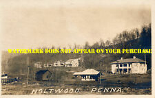 Pennsylvania RR Holtwood PA station 8½x11 PC repro