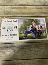 Suns Out The Good Book 300 Piece Jigsaw Puzzle Jack Sorenson Fast Ship