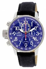 Invicta Men's I-Force Lefty Chronograph Stainless Steel Black Rifle Watch 1513