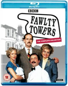 Fawlty Towers: The Complete Collection Blu Ray RB New