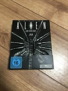 Alien Anthology Limited Edition Blu Ray