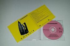 Single CD Chumbawamba-Amnesia 5. tracks 1997 12/15