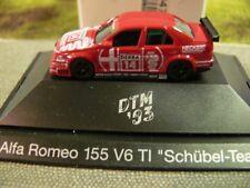 ALFA ROMEO 155 V6 TI Schübel-team DTM 93 1 87 eBay 56