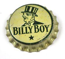 Vintage Billy Boy Capsules USA soda bière bottle cap korkdichtung