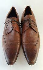 POSTE English Men's Dress Shoes  Leather Size 10.5