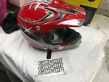 BRP Ski Doo Snowcross Casque Red Unisex Helmet 2XL 4458581430 445858
