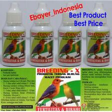New listing 1x Breeding X Formula For Fertility Birds/Canary/Parrot/Love Bird/Finch/Lorikeet