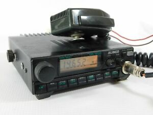 Alinco DR-1200T 2-Meter Ham Radio Mobile Data Transceiver w/ Mic (works well)