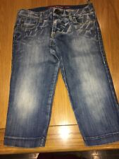 Girls Miss Sixty Knee Length Jeans