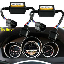 H13 9008 Canbus LED Headlight Decoders Anti Flicker Adapter Flash Error Canceler