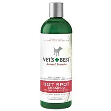 Vet's Best Hot Spot Shampoo - fast itch relief for dogs 470ml (16floz)