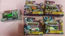 New Hasbro Tramsformers Cyberverse Lot of 5 Figures Bumblebee New & Crosshairs