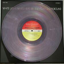 VELVET UNDERGROUND, WHITE LIGHT/WHITE HEAT180G MARBLED PURPLE SPARKLE VINYL LP