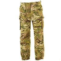 Genuine British army combat trousers MTP Tropen military pants lightweight