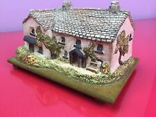Rare Beatrix Potter's Home By Pauline Ralph Musical Miniature 1988 Tea For Two