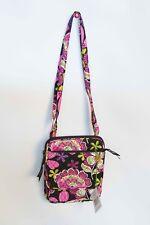 NWT Vera Bradley Mini Hipster Pirouette Pink Cross Body Shoulder Bag Purse