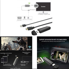 Car /Home Android Ios WiFi A/V Mirror WiFi Dongle Hdmi Full Hd 1080P Output(Fits: More than one vehicle)