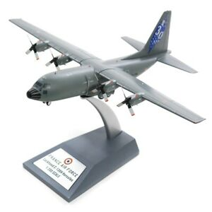 JFOX JFC130010 1/200 FRENCH AIR FORCE C-130 4588 61-PM WITH STAND