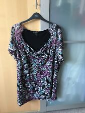 LADIES SIZE 3X Lace Detailed Top