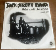 BACK STREET BAND this ain't the road*daybreak 1969 UK EMBER PS 45