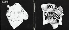 No Age - Everything in Between - Promotional Giveaway CD Like New - 1223