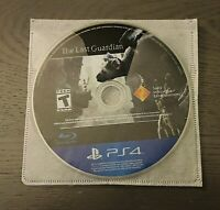 The Last Guardian | Sony PS4 Playstation 4 Video Game DISC ONLY